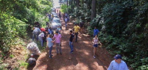 Eldorado: vecinos y funcionarios unidos por la limpieza y el cuidado del medio ambiente