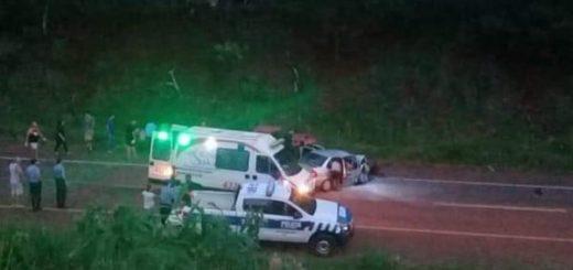 Identificaron a las mujeres que fallecieron tras un choque entre dos vehículos en Aristóbulo del Valle