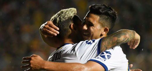 Boca venció a Paranaense en su último amistoso de pretemporada