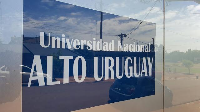 Orgullo misionero: la reciente Universidad Nacional del Alto Uruguay tiene m�s de 1.000 inscriptos para este ciclo lectivo