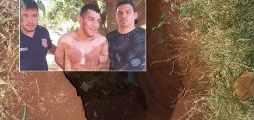Fuga masiva en cárcel paraguaya: ya capturaron a dos reos prófugos, restan 73