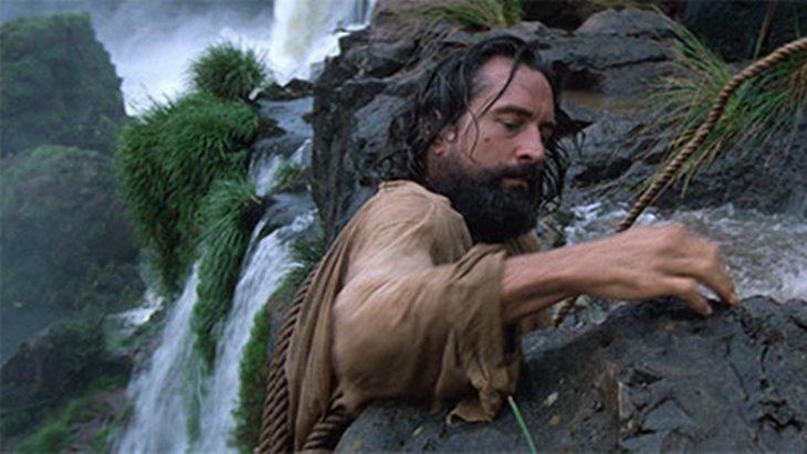 """Robert De Niro recordó la vez que actuó en las Cataratas y las describió como un lugar """"mágico"""""""