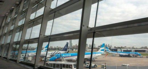 Aeroparque cerrado por problemas técnicos: hay vuelos demorados y suspendidos