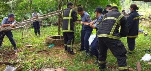 El Alcázar: hallaron a un hombre muerto en un pozo
