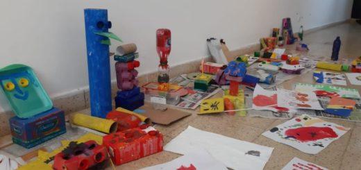 Dictarán talleres permanentes y gratuitos de arte reciclado en el Museo Juan Yapari