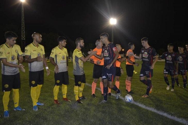 Crucero del Norte se despidió de la Copa Argentina