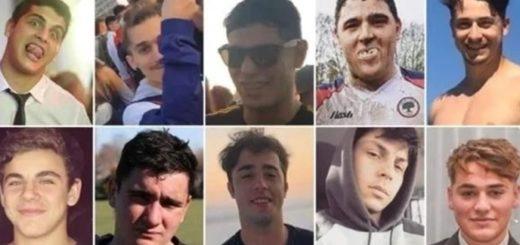 Crimen en Gesell: trasladarán a los rugbiers a la cárcel y no descartan prisión preventiva