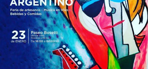 """Este jueves celebrarán """"El Día del Músico Argentino"""" en el """"Paseo Bosetti"""" de Posadas"""