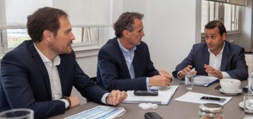 Obras de saneamiento ambiental e hídricas para los municipios, las principales respuestas que trae Herrera Ahuad de su gira por Buenos Aires
