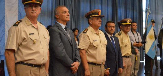 El Comandante Mayor Marco Fernández es el nuevo jefe de la Región VI de Gendarmería Nacional