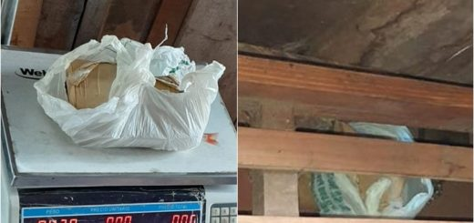 Garuhapé: limpiaba la pieza de su hijo y encontró un ladrillo de marihuana