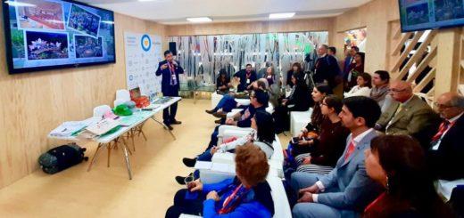 """El """"destino Iguazú"""" fue presentado en la FITUR Madrid 2020"""