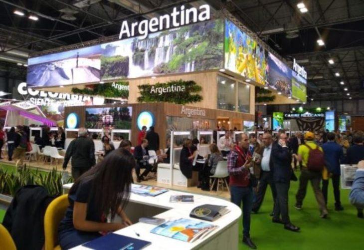 Fitur Madrid: Leopoldo Lucas, presidente del Iturem destacó el valor que tiene la Selva Misionera tras ser elegida Maravilla Natural Argentina