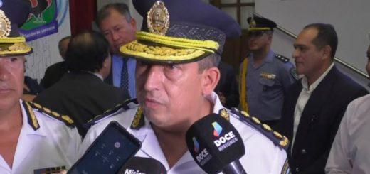 """Comisario Zenón Cabrera: """"Queremos una Policía más sensible, cerca de la gente"""""""