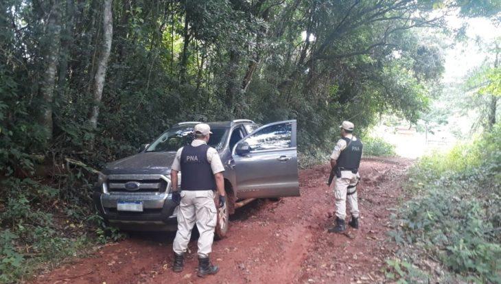 Prefectura secuestró más de 670 kilos de marihuana en Corpus