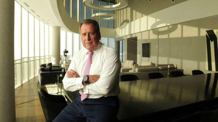 """Jorge Brito expresó su optimismo por el futuro de la Argentina y dijo que Alberto Fernández """"va por el camino correcto"""""""