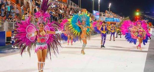 Comenzaron los Carnavales Encarnacenos 2020 a puro brillo y color