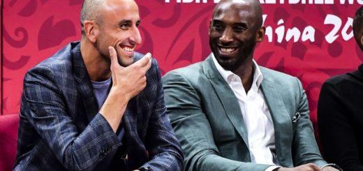 Los conmovedores mensajes de Ginóbili y Scola tras la muerte de Kobe Bryant