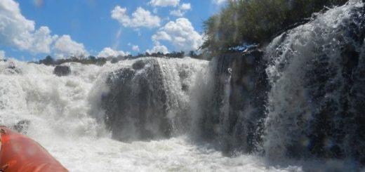 Saltos del Moconá: una de las atracciones turísticas naturales de Misiones más visitadas este fin de semana