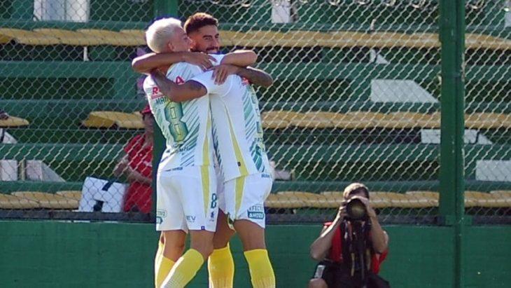 Súperliga: Defensa y Justicia goleó a Talleres a la espera de Crespo