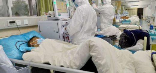 China confirmó que ya son 80 los muertos por el coronavirus