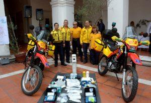 """Emergencias médicas: reflotan proyecto de """"moto respondedor"""" para llegar antes que la ambulancia en el microcentro"""