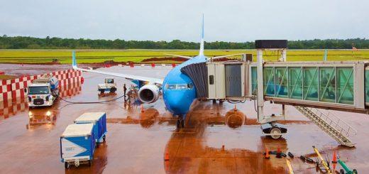 Misiones en alerta por el coronavirus: refuerzan controles en el aeropuerto de Iguazú