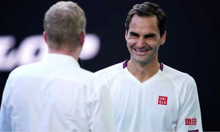 Abierto de Australia: Roger Federer levantó siete match points y pasó a las semifinales