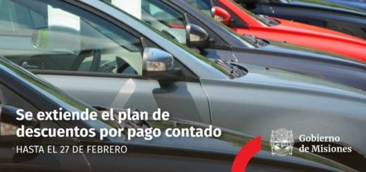 Prorrogan por un mes el pago anual del Impuesto Provincial al Automotor
