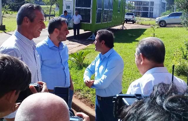 Visita de Cabandié a Misiones: la provincia pidió que se agilicen los fondos para la protección de bosques nativos