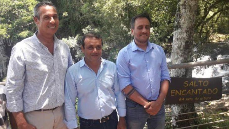 Misiones y Nación acordaron trabajar para convertir a la reserva Campo San Juan en un Parque Federal