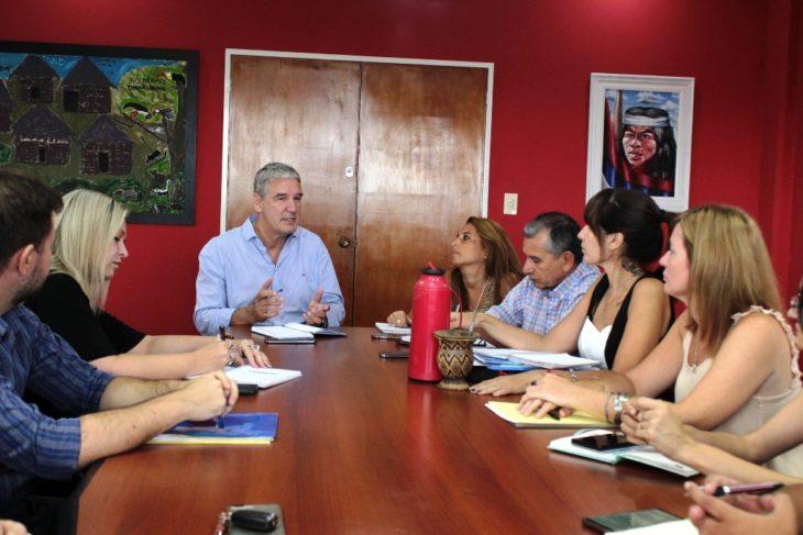 Misiones avanza en los contenidos del Plan Federal de Innovación