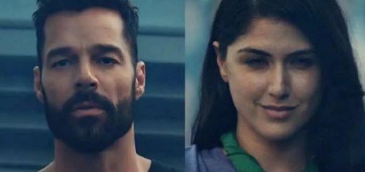 """Ricky Martin habló del pañuelo verde en su nuevo videoclip: """"Siempre voy a defender a la mujer"""""""