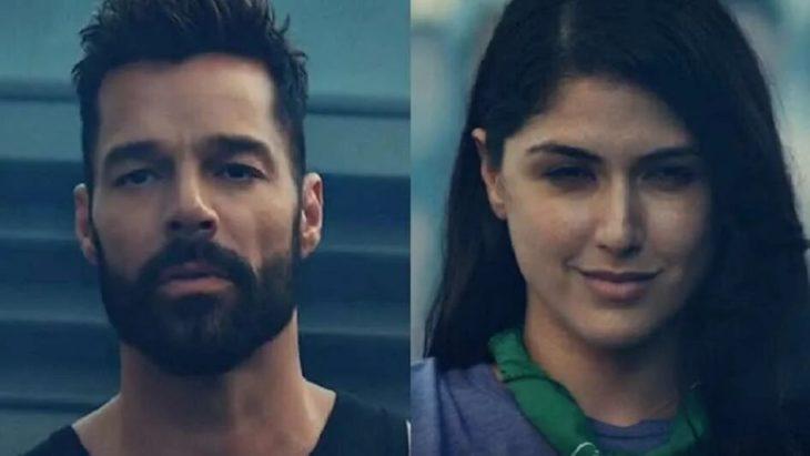 Ricky Martin habló del pañuelo verde en su nuevo videoclip: «Siempre voy a defender a la mujer»