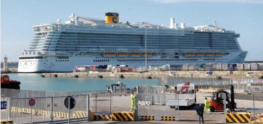 Una argentina se encuentra varada en un crucero por posible caso de coronavirus