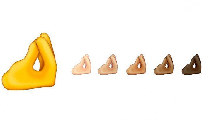 WhatsApp incorporará el emoji del «montoncito» para este 2020
