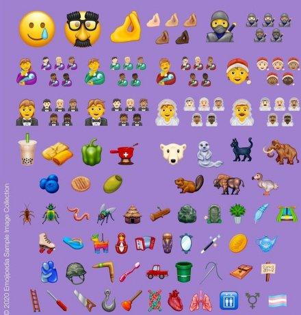"""WhatsApp incorporará el emoji del """"montoncito"""" para este 2020"""