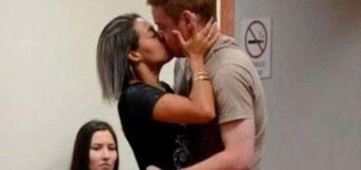 En pleno juicio, una mujer pidió permiso para besar a su ex pareja, que intentó matarla de cinco tiros