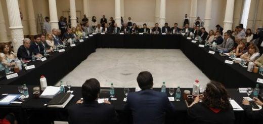 Paritaria Nacional: el ministro de Educación de Misiones participó de la reunión con su par nacional