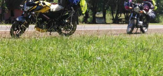 Motoqueros chaqueños denunciaron que les robaron sus motos en un camping de Iguazú