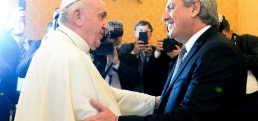 Cumbre en el Vaticano: combatir la pobreza y superar la crisis social, ejes del encuentro entre el Papa y Alberto Fernández