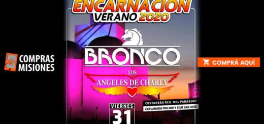 Diez canciones para la previa de Bronco y Los Ángeles de Charly en la playa San José