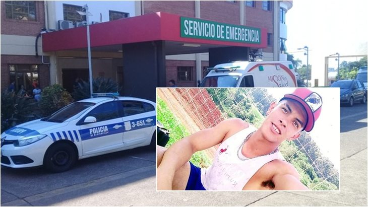 En Misiones casi ocurre un crimen similar al de Villa Gesell: le hundieron el cráneo a un joven de un botellazo