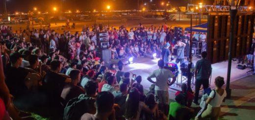 La cultura está en la calle: realizan un Festival de Hip Hop en el Barrio A4 de Posadas