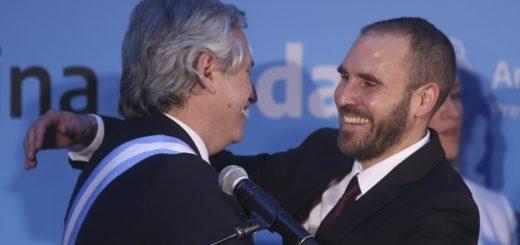 El Presidente y el Ministro de Economía juntos por Europa en busca de apoyo para la renegociación de la deuda