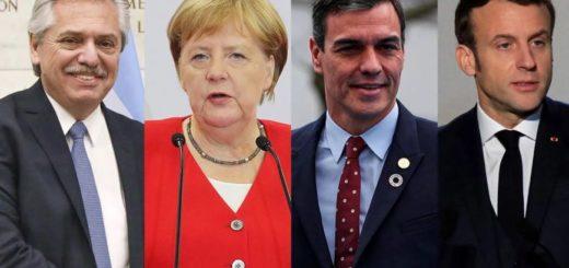 Alberto Fernández arranca la segunda etapa de la gira europea en busca de apoyo para renegociar la deuda