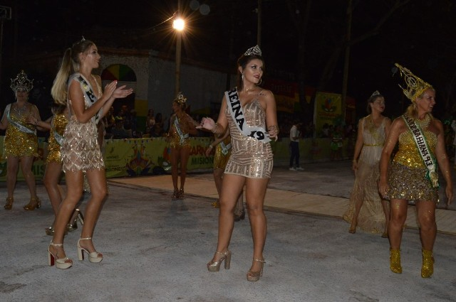 Carnavales de Concepción de la Sierra: celebraron sus 30 años de tradición a puro color y alegría