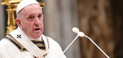 El papa Francisco llamó a los padres de Fernando Báez Sosa para solidarizarse con ellos