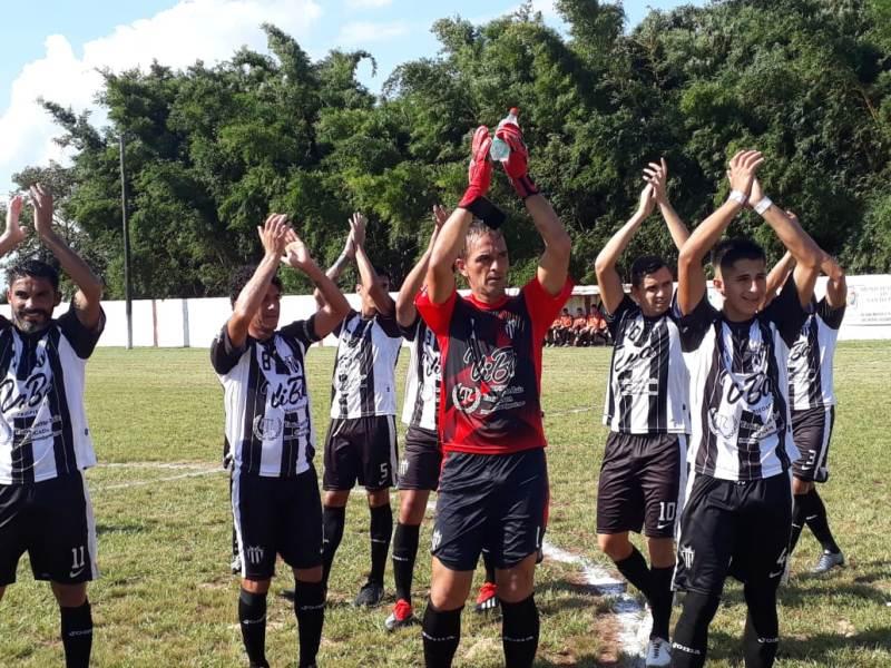 Fútbol: Sporting se quedó con la victoria ante Altético Posadas