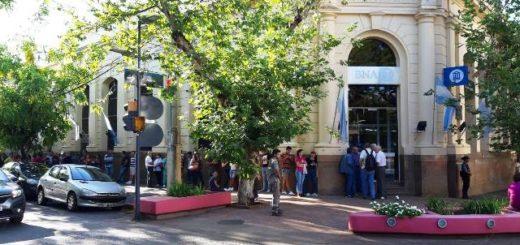 El Banco Nación no atenderá al público en Posadas y reclaman por una mejor Seguridad Bancaria